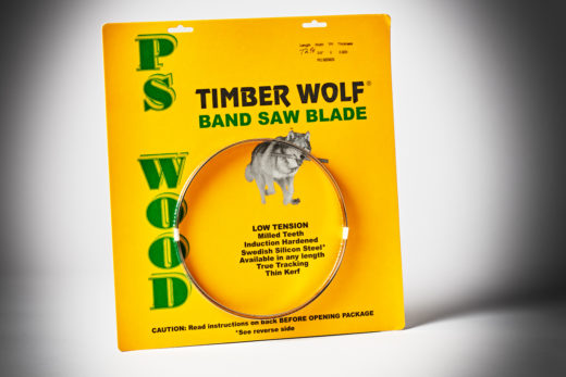 Timber Wolf Bandsaw Blade 72 3-8 6TPI PC Series-2
