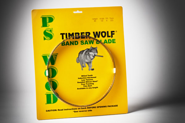 Timber Wolf Bandsaw Blade 80 1-2 4TPI PC Series-2