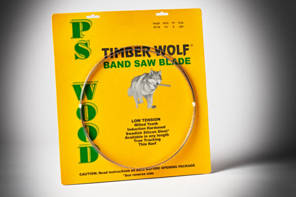 Timber Wolf Bandsaw Blade 93-1-2 1-4 6TPI PC Series-2
