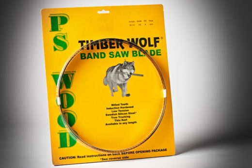 Timber Wolf Bandsaw Blade 93-1-2 1-2 4TPI PC Series-2