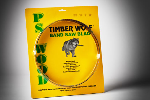 Timber Wolf Bandsaw Blade 93-1-2 3-4 3TPI TPC Series-2