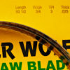 Timber Wolf Bandsaw Blade 93-1-2 3-4 3TPI TPC Series-1