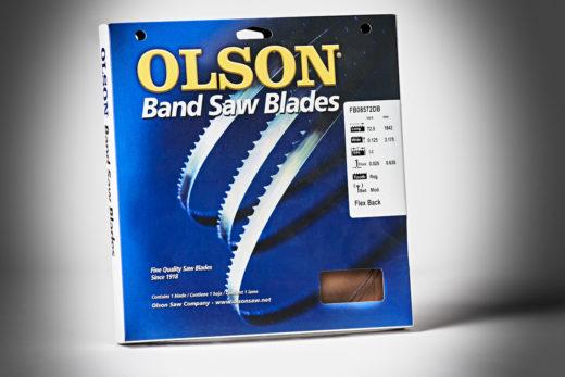 Olson Bandsaw Blade 72&1-2x1-8x14TPI Reg FB08572DB-1