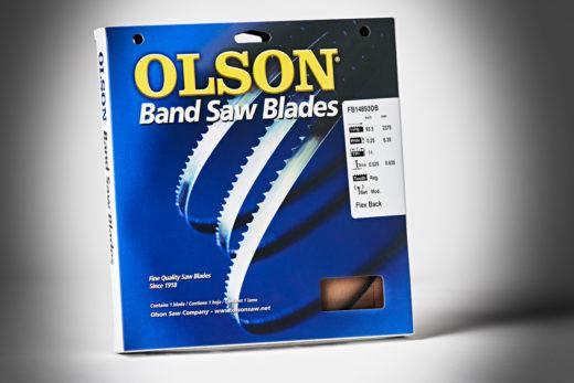 225315 Olson Bandsaw Blade 93&1-2x1-4x14TPI Reg FB14893DB-2