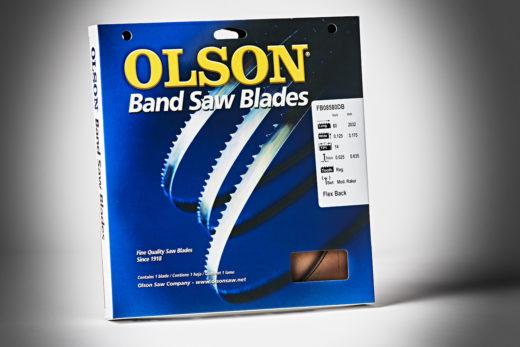Olson Bandsaw Blade 80x1-8x14TPI REG FB08580DB-1