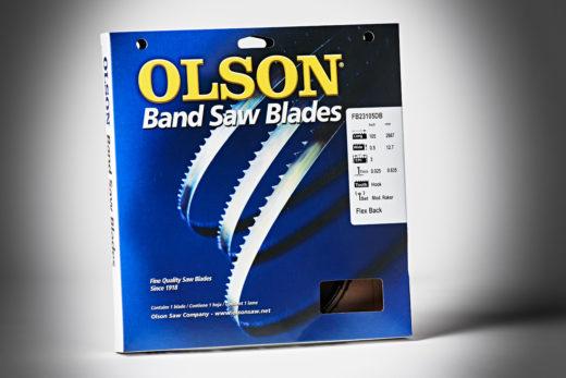 Olson Bandsaw Blade 105x1-2x3TPI Hook FB23105DB-2