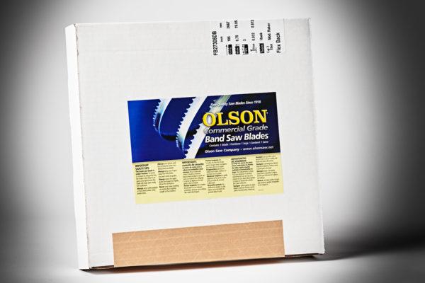Olson Bandsaw Blade 105x3-4x3TPI Hook FB27305DB-1