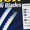 225980 Olson Bandsaw Blade 93&1-2x3-8x4TPI Skip FB19293DB-1