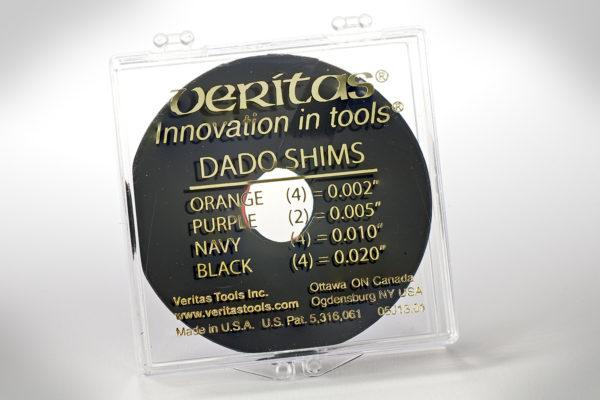 Veritas Dado Shims Set of 14 05J13.01
