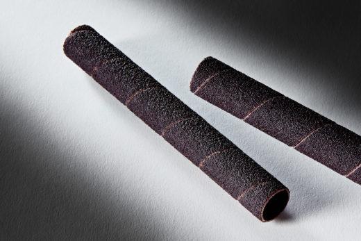 Clesco Spiral Coated Abrasive Sanding Sleeve 12 D x 12 L 80 Grit SS-008072-080A