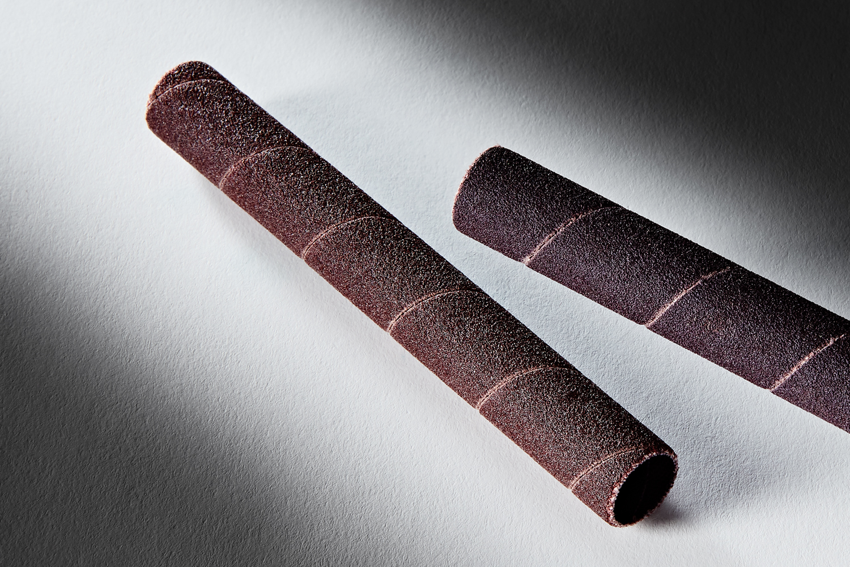 Clesco Spiral Coated Abrasive Sanding Sleeve 12 D x 12 L 120 Grit SS-008072-120A