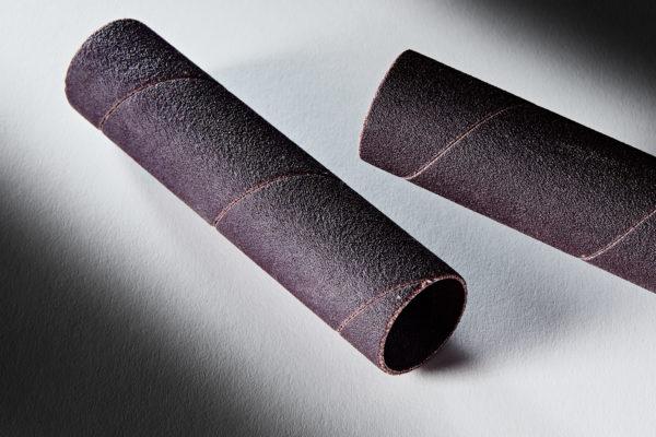 Clesco Spiral Coated Abrasive Sanding Sleeve 1 D x 4-12 L 120 Grit SS-016072-120A