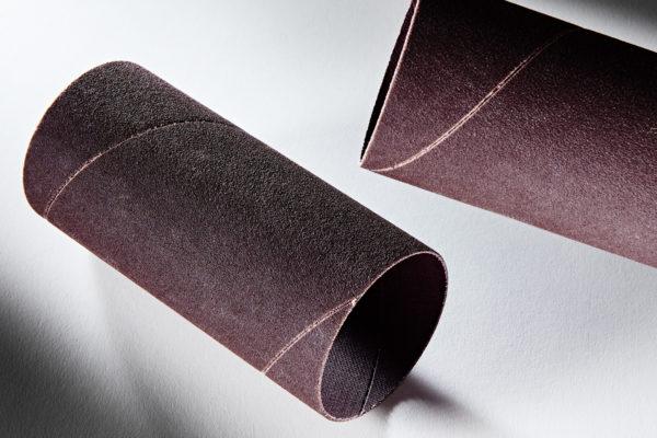 Clesco Spiral Coated Abrasive Sanding Sleeve 2 D x 4-12 L 120 Grit SS-032072-120A
