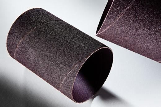 Clesco Spiral Coated Abrasive Sanding Sleeve 3 D x 4-12 L 80 Grit SS-048072-080A