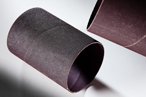 Clesco Spiral Coated Abrasive Sanding Sleeve 3 D x 4-12 L 120 Grit SS-048072-120A