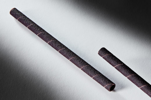Clesco Spiral Coated Abrasive Sanding Sleeve 14 D x 5-12 L 120 Grit SS-004088-120A