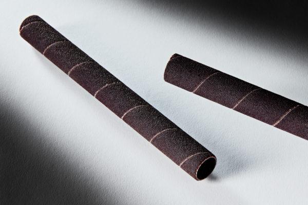 Clesco Spiral Coated Abrasive Sanding Sleeve 12 D x 5-12 L 120 Grit SS-008088-120A