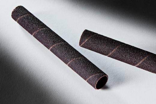 Clesco Spiral Coated Abrasive Sanding Sleeve 58 D x 5-12 L 80 Grit SS-010088-80A