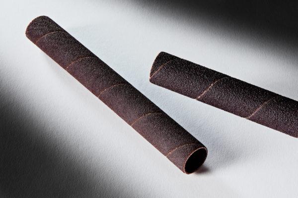 Clesco Spiral Coated Abrasive Sanding Sleeve 58 D x 5-12 L 120 Grit SS-010088-120A