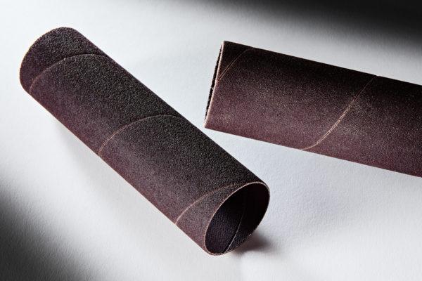 Clesco Spiral Coated Abrasive Sanding Sleeve 1-12 D x 5-12 L 120 Grit SS-024088-120A