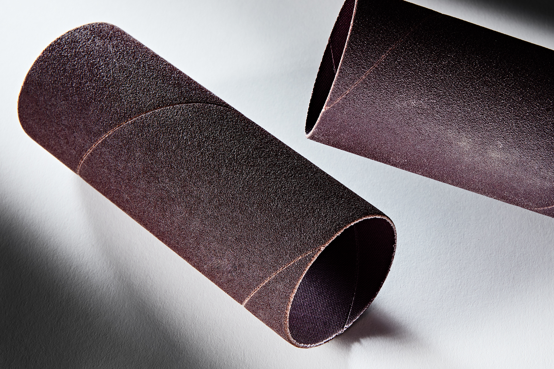 Clesco Spiral Coated Abrasive Sanding Sleeve 2 D x 5-12 L 120 Grit SS-032088-120A