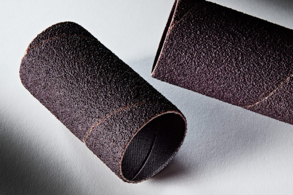 Clesco Spiral Coated Abrasive Sanding Sleeve 1-12 D x 3 50 L Grit SS-024048-050A