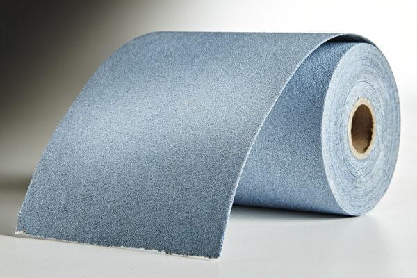 """Mirka Gold 4-1/2"""" x 30' Roll PSA Sandpaper, 80-Grit 02"""