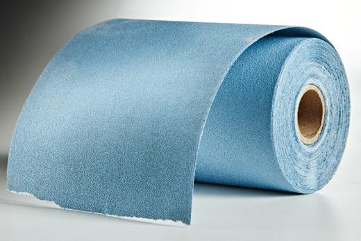 """Mirka Gold 4-1/2"""" x 30' Roll PSA Sandpaper, 120-Grit 02"""