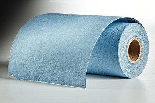 """Mirka Gold 4-1/2"""" x 30' Roll PSA Sandpaper, 180-Grit 02"""