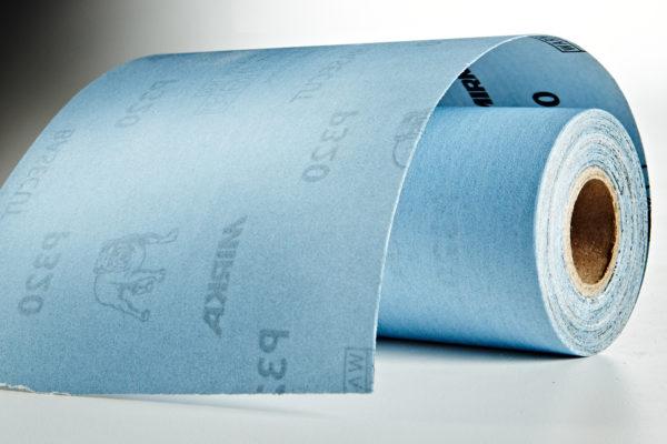 """Mirka Gold 4-1/2"""" x 30' Roll Sandpaper, 320-Grit 01"""