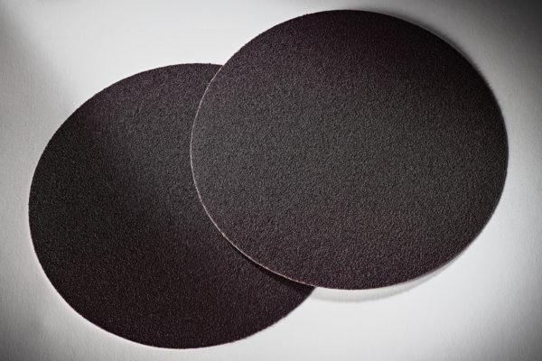 533228 Norton Stick & Sand 6 80 Grit Cloth PSA Disc 7660701989