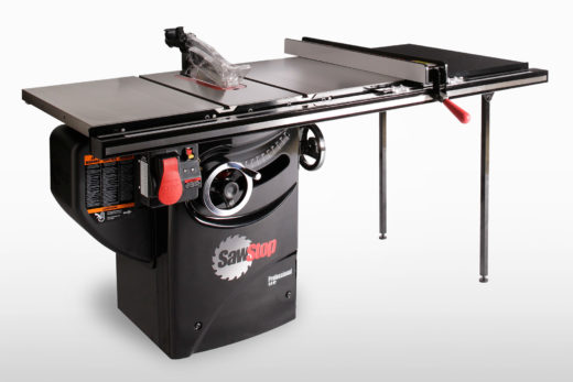 """SawStop 3 HP Professional Cabinet Saw with 36"""""""
