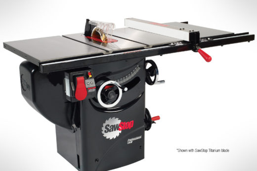 SawStop Professional Cabinet Saw-PCS175-PFA30