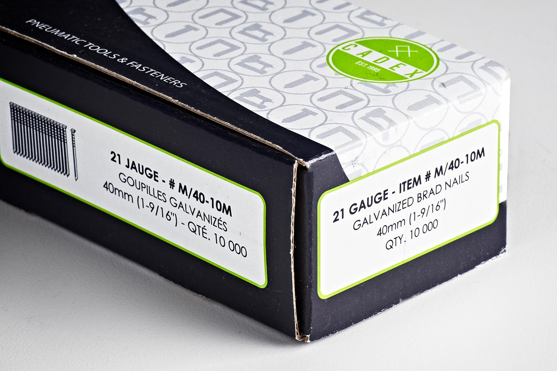 252525 #M40 10M Cadex21GaugeBrad 1 9 16 464