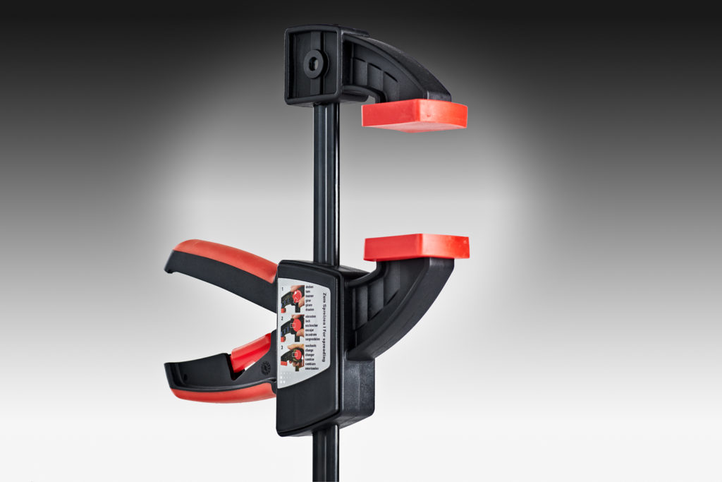 Bessey One-Handed Clamp 01