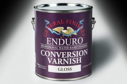 General Finishes Enduro Conversion Varnish Gloss Gallon