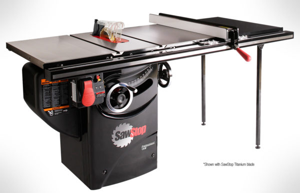 SawStop Professional Cabinet Saw-PCS175-TGP236