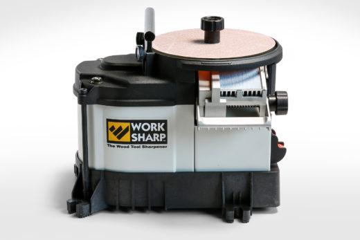 WorkSharp WS3000 Woodworking Tool Sharpener