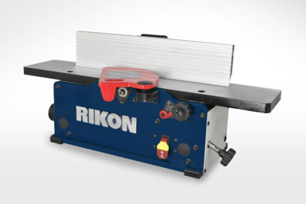 "Rikon 6"" Helical Benchtop Jointer"