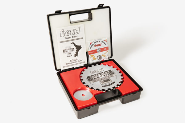 Freud Super Dado Blade Set