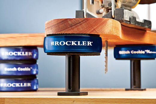 Rockler Bench Cookie® Risers XL 01