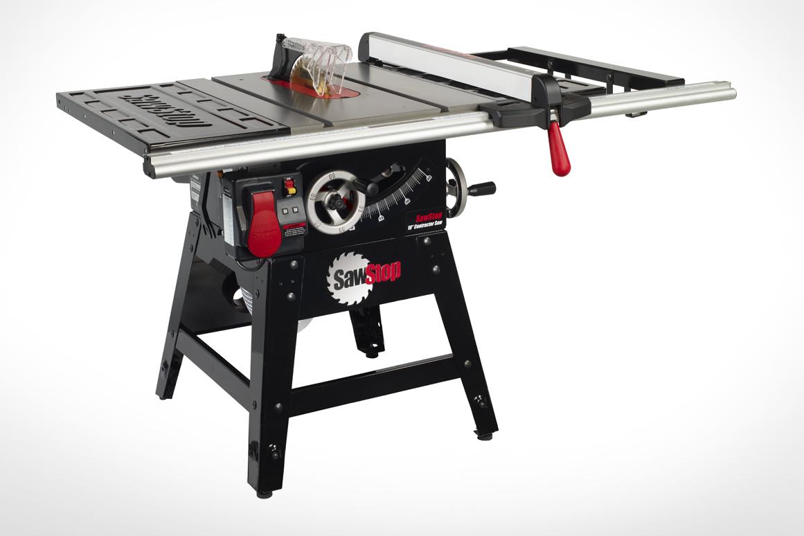 SawStop Contractor Saw-CNS175-SFA30