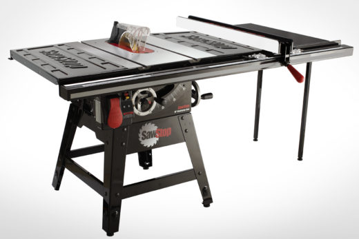 """SawStop 1.75 HP Contractor Saw with 36"""" Professional T-Glide System"""
