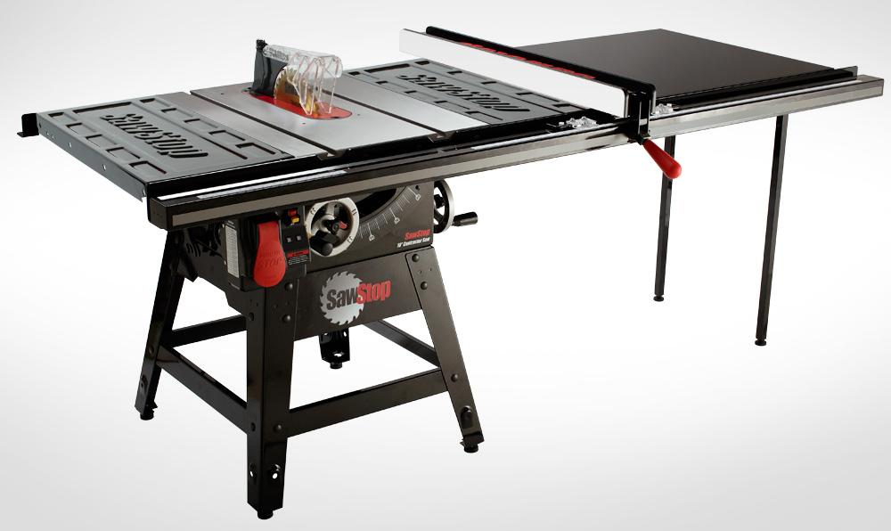 SawStop Contractor Saw-CNS175-TGP252