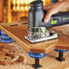 Rockler Bench Cookie® Risers XL 03