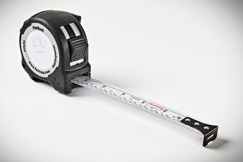 FastCap ProCarpenter Tape Measure_Standard Story Pole-#PSSP-FLAT16