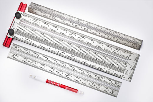 "Incra Precision 12"" Rule Set 01"