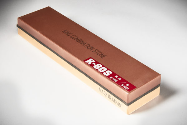 King Deluxe Waterstone Combination 1000/6000-Grit