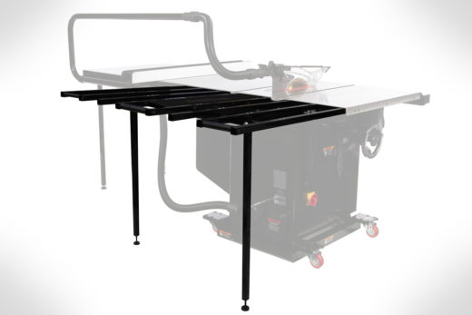 SawStop-Folding Outfeed Table-TSA-FOT