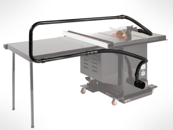 SawStop-Over-Arm Dust Collection Assembly-TSA-ODC